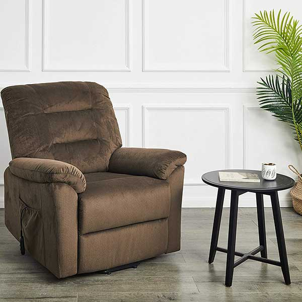 JC Home Olbia Power Lift Recliner Chair
