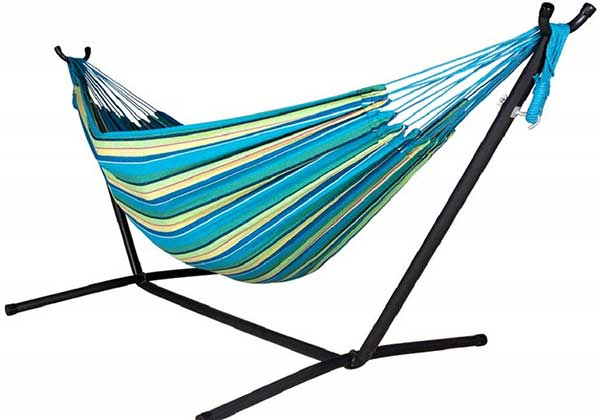 Lazy Daze Portable Steel Hammock Stand