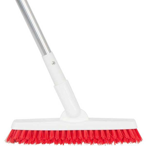 Long Handle Tile Grout Brush
