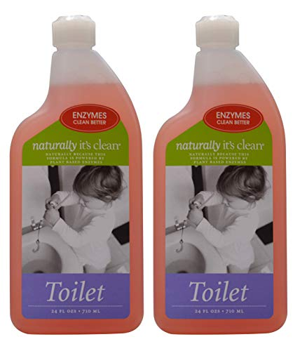 Naturally It's Clean Toilet Bowl Cleaner
