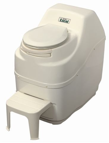 Sun-Mar Excel Self-Contained Toilet