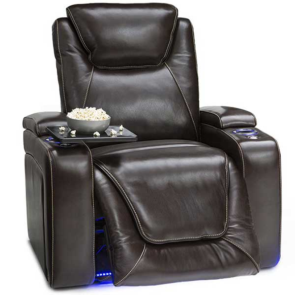 Very Comfortable Leather Recliner