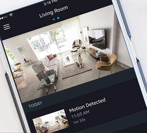 Amazon Home Security Camera