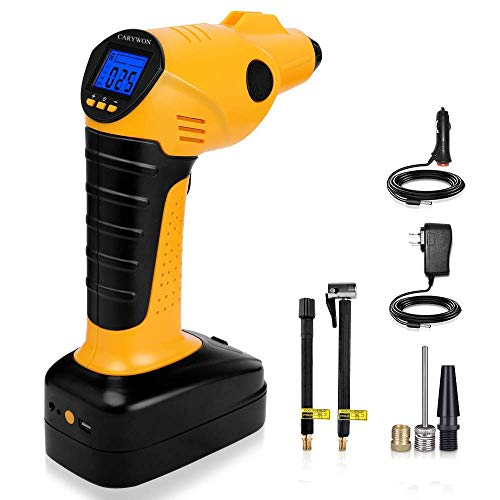 Carywon Digital Cordless Air Compressor