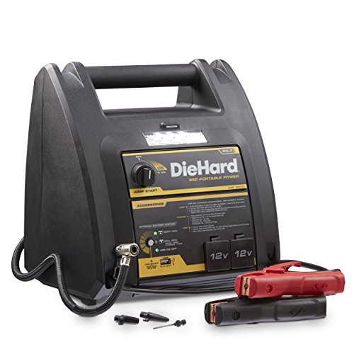 DieHard Portable Power Bank and Air Compressor