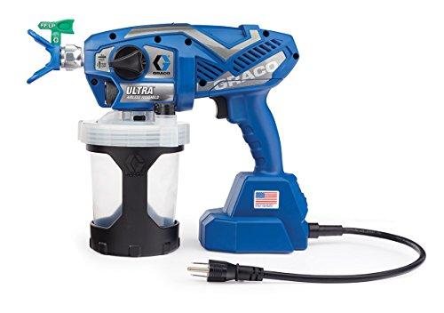 Graco Ultra Corded Airless Handheld Paint Sprayer 17M359