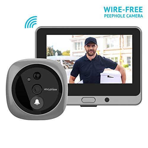 LaView Wireless Video Doorbell