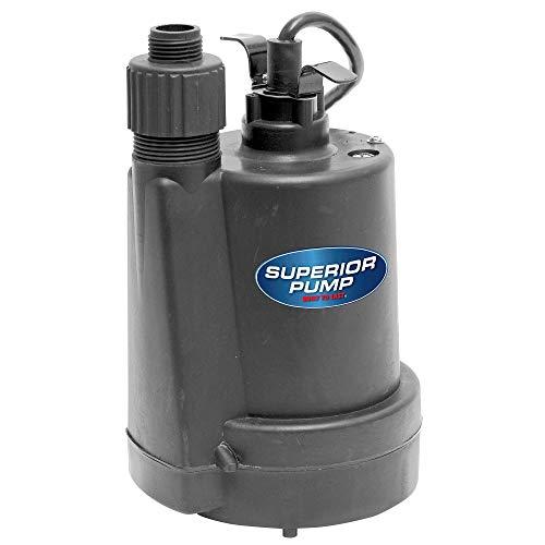 Superior Pump Utility 91250