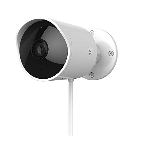 YI 4pc Home Camera, Wifi IP Security Surveillance System
