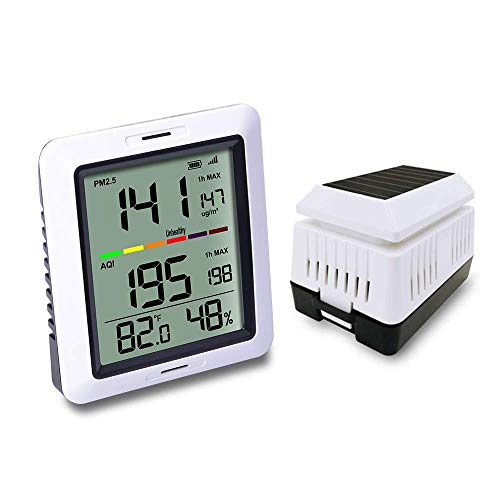ECOWITT Air Quality Monitor Meter (WH0290)