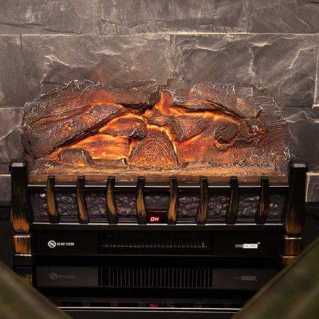 VIVOHOME-Electric-Insert-Quartz-Fireplace-Heater